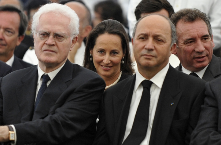 FRANCE-POLITICS-POETRY-CESAIRE