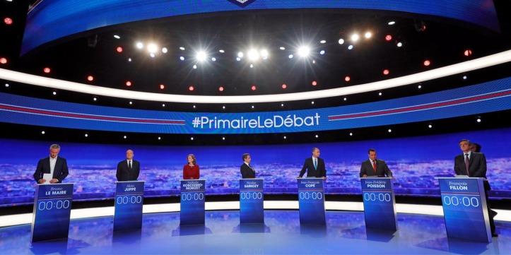 Le-debat-de-la-primaire-de-droite-en-tete-des-audiences-jeudi-sur-TF1